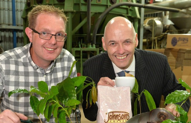 Century-Old Belfast Roaster is Growing Arabica in Ireland