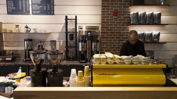 Seattle's Caffè Umbria Tests the Midwest with Chicago Outpost