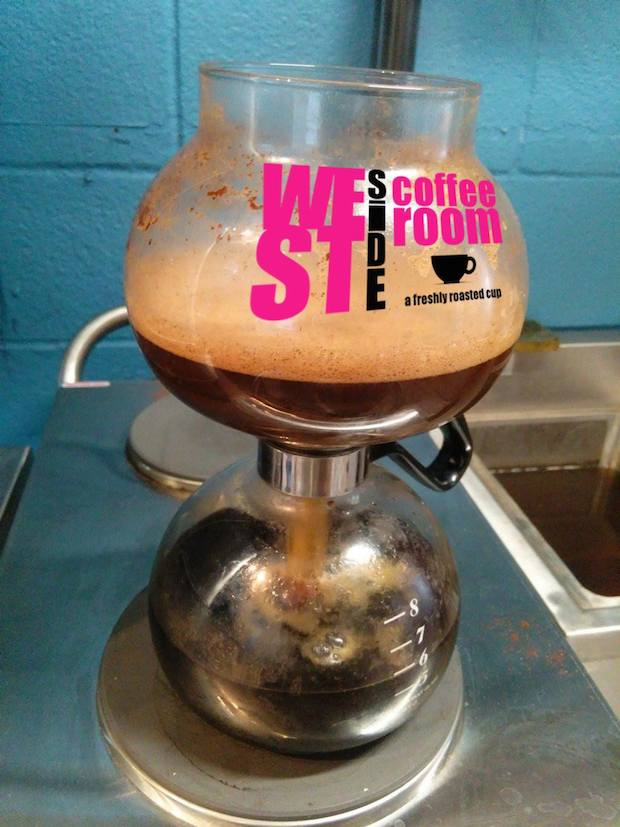 west side siphon