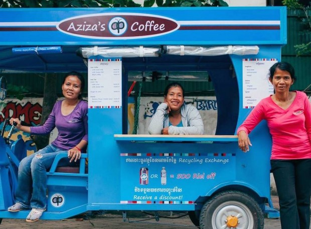 An Incredible Coffee Business from One of Cambodia's Poorest Places
