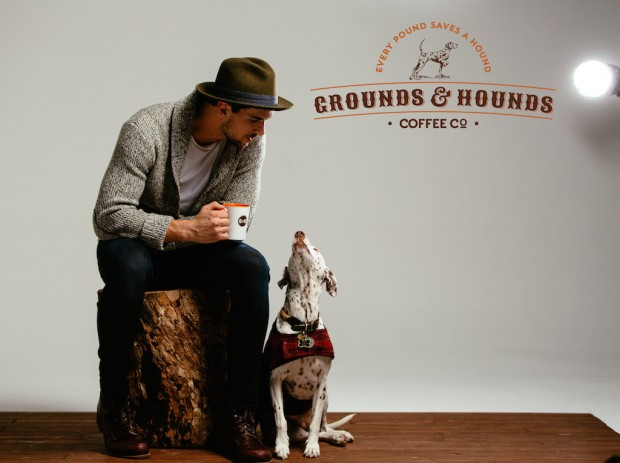 Grounds & Hounds coffee