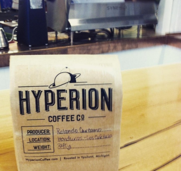 Hyperion Coffee Instagram photo (@hyperioncoffeeco)