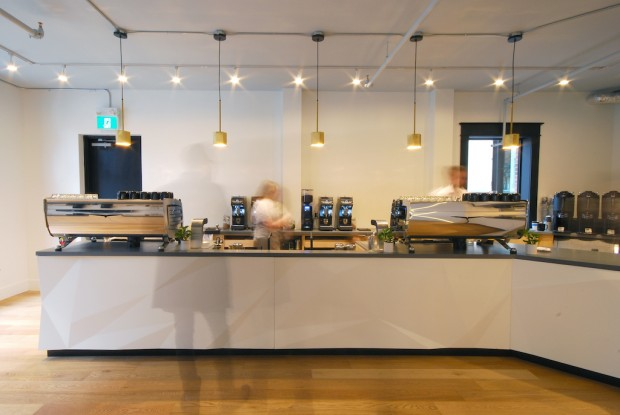 First Poursteady in Canada Goes Live at Quantum Coffee
