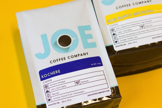 Unpacking Coffee with Kandace and Ray: Joe Coffee