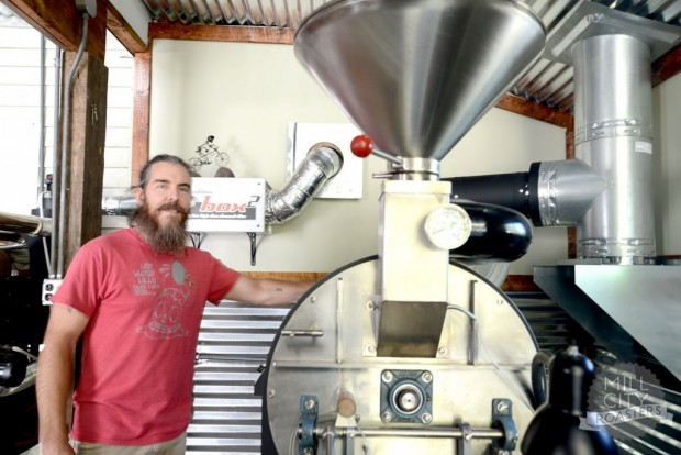 It's All Systems Go for Red Light Roastery in Hot Springs