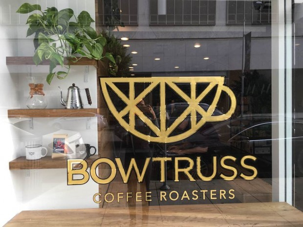 Bow Truss Coffee Beverly Hills