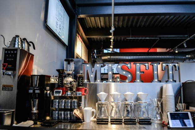 Misfit Coffee Minneapolis