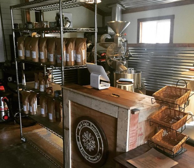Photo courtesy of Red Light Roastery