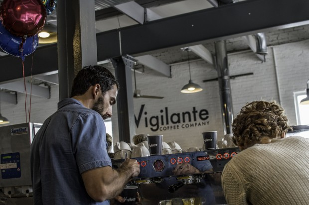 Vigilante Coffee Unmasks Beautifully Remodeled DC-Area Flagship
