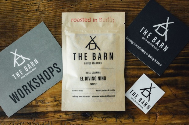 Unpacking Coffee with Kandace and Ray: The Barn