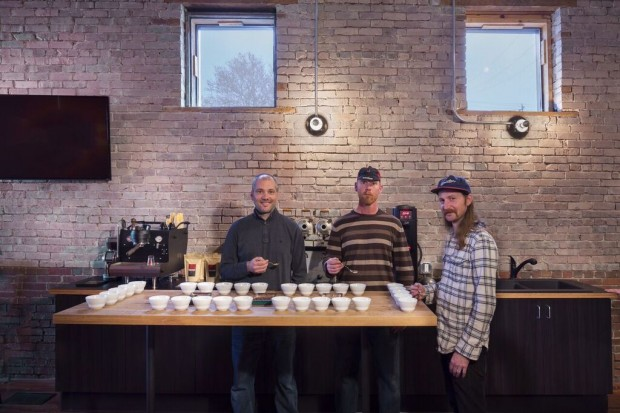 New Roastery from Brioso Coffee in Columbus Connecting Consumers to Cup