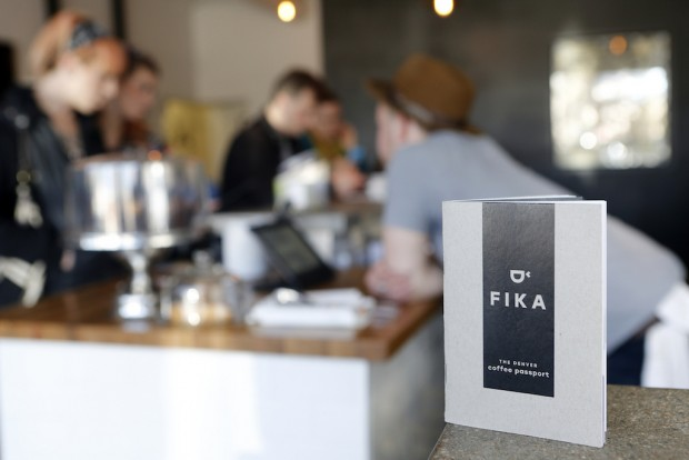 Specialty Marketing: The Denver Fika Coffee Passport