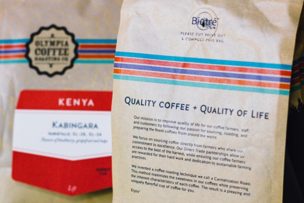 Unpacking Coffee with Kandace and Ray: Olympia Coffee Roasting Co.