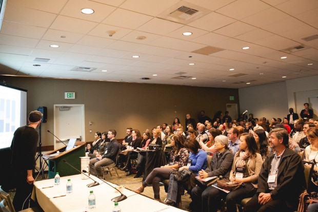 From the SCAA 2015 Event lecture series in Seattle. SCAA photo.