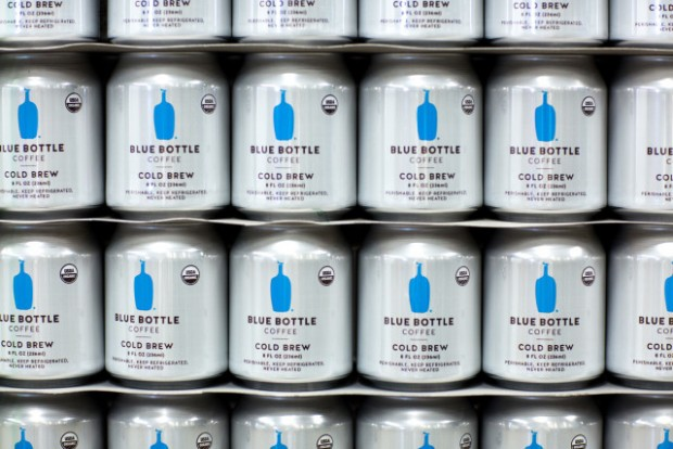 Blue Bottle on Its Coffee in a Can: 'We Found Magic'