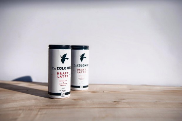 La Colombe Brings its Innovative 'Draft' Latte Can to 'The People'