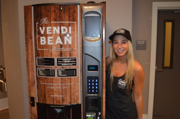 From San Diego, VendiBean Hopes to Change the Campus Quick-Serve Game