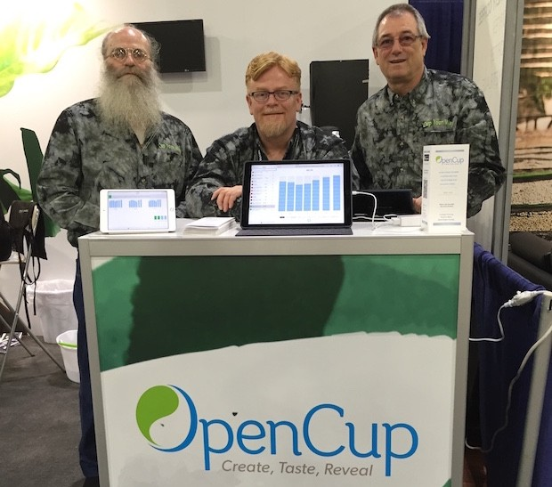 From SCAA 2016: The Debut of Customizable Cupping App OpenCup