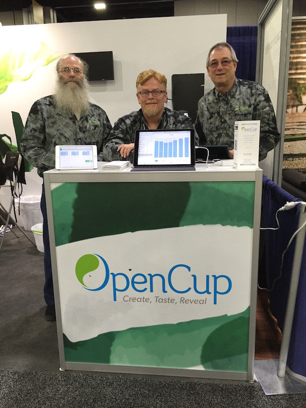 OpenCup app cupping