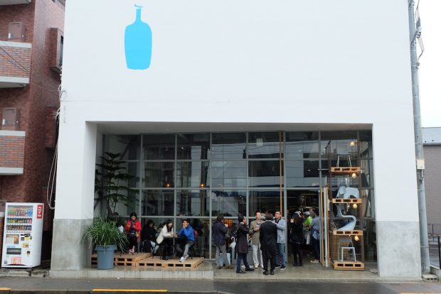blue bottle Japan