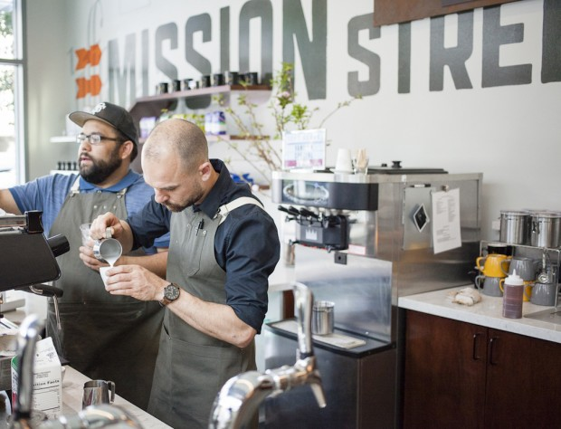 Inside Coffee Cultures' Second Location, in San Francisco's SoMa District