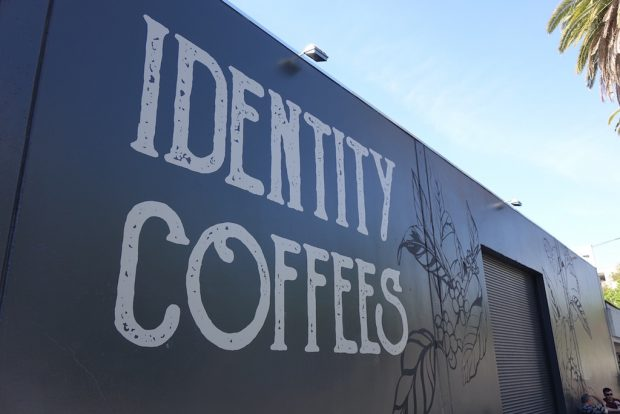 Identity Coffees at 28th and O Streets in Sacramento