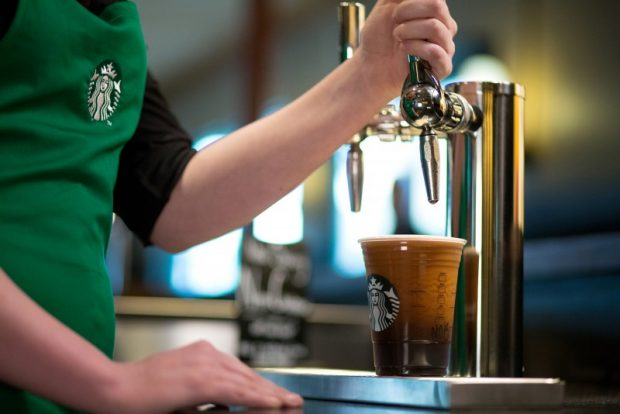 Starbucks Launches Nitro Cold Brew, Plans to 'Seize' Cold Coffee Market