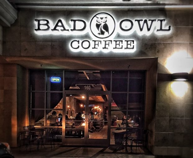 Bad Owl Coffee Nevada