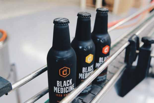 Black Medicine Iced Coffee Scores a Cool Million in Investment Funds