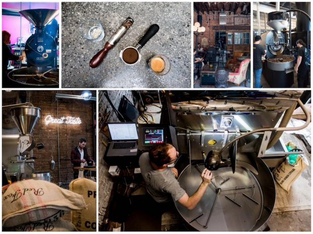 The Brooklyn Roastery Tour is Waiting to Take You Away
