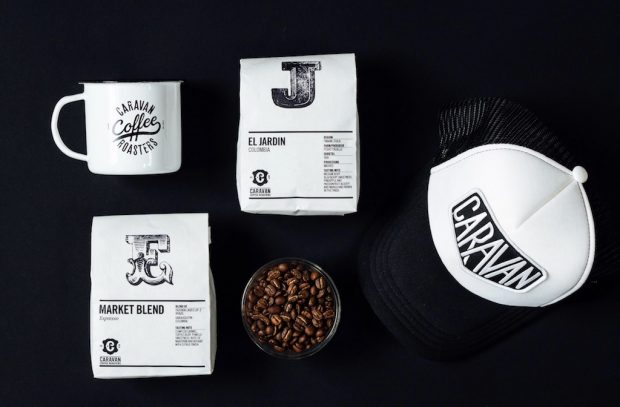 Unpacking Coffee with Kandace and Ray: London's Caravan Coffee Roasters