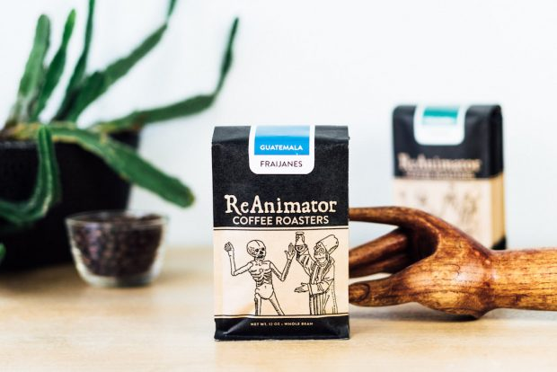 Unpacking Coffee with Kandace and Ray: ReAnimator Coffee