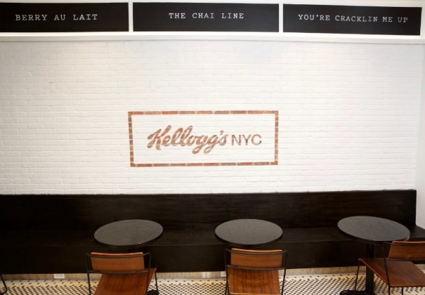 Kellogg's NYC a Wacky Testament to the Power of the Café Experience