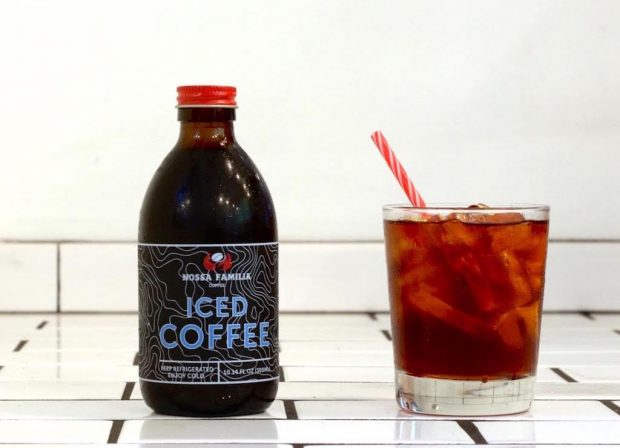 Nossa Familia Rolls Out Bottled Japanese-Style Iced Coffee