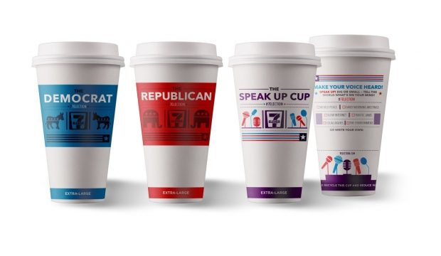 Through Coffee, 7-Eleven Has a Remarkable History of Knowing Who Will Be the Next President