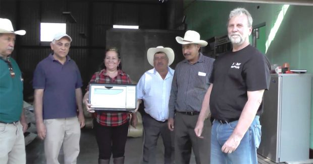 Behmor Team Giving Back to the Farmers Who Have Made Business Possible