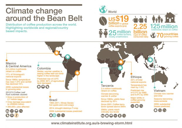 Infographics by The Climate Institute