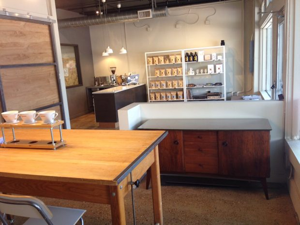 Noble Coyote Coffee Roasters Adds Retail to New Dallas Roastery