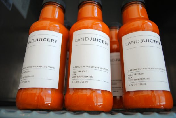 Juice from Land Juicery