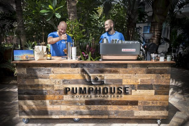 Young, Hungry Pumphouse Coffee Roasters Taps into South Florida Specialty Scene