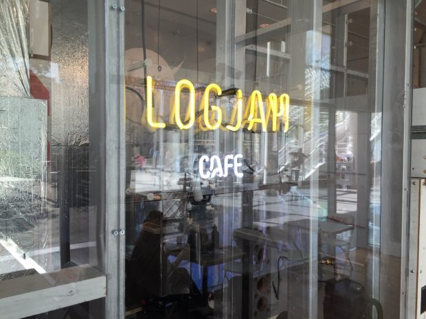 Tom Sachs Europa Logjam Cafe