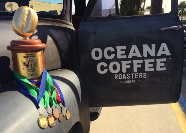 Gold Fever Returns to Portland at Second Compak Golden Bean North America Roasting Contest