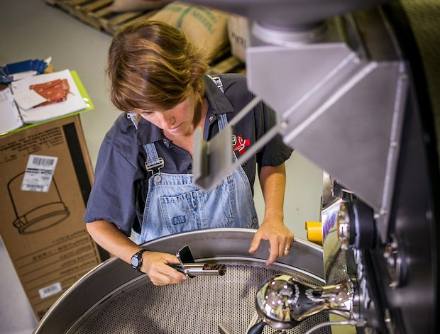 Former Starbucks Production Lead Scales Down into Parry Coffee Roasters in Pennsylvania