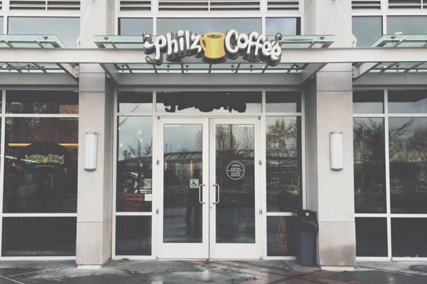 Philz Coffee in Sunnyvale, Calif. Facebook photo.
