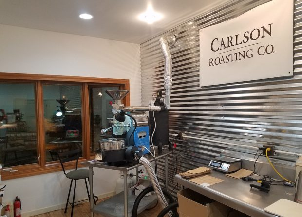 Mini-Donuts in Minnesota as Carlson Roasting Expands