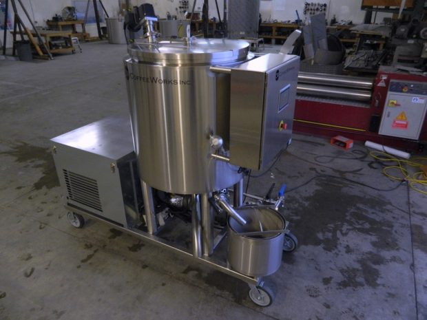 New Manufacturer CoffeeWorks Builds Cold Brewing Equipment to Meet Booming Demand