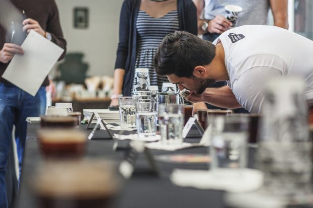 From the 2015 Prague Coffee Festival. All images courtesy of the Prague Coffee Festival.