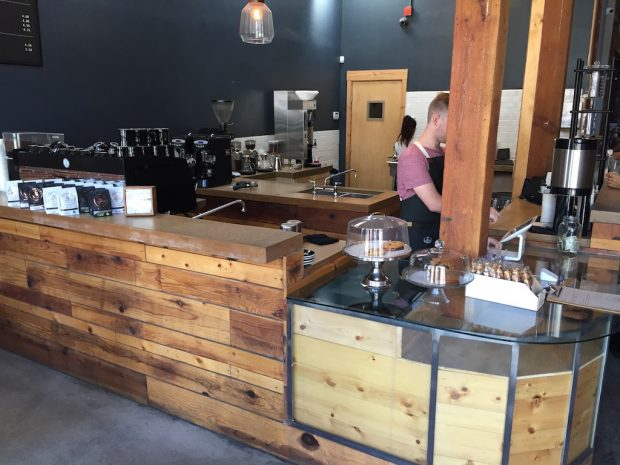 Sextant Coffee Roasters. Daily Coffee News photo.