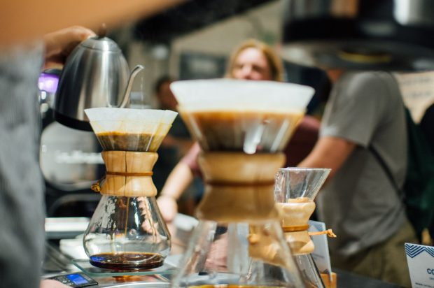 LA Pop-Up, Web Marketplace, Cafes in Japan: Swiss Water Gaining Major Ground for Decaf
