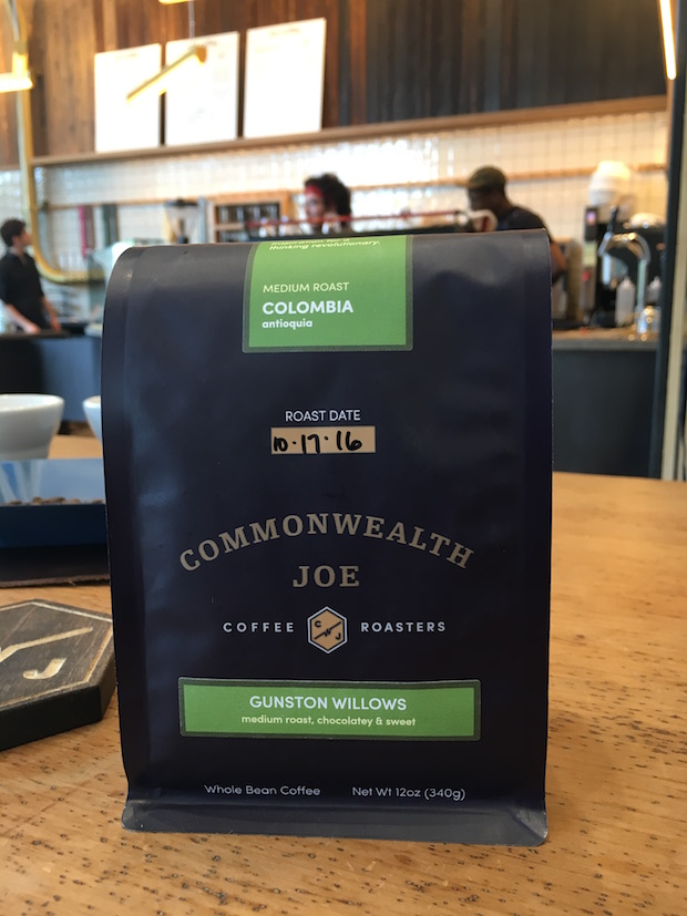 Commonwealth Joe Coffee DC Arlington